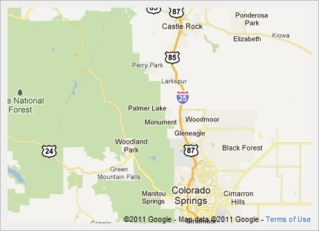 Palmer Divide on colorado homes